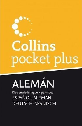 DICCIONARIO POCKET PLUS ALEMÁN (POCKET PLUS)