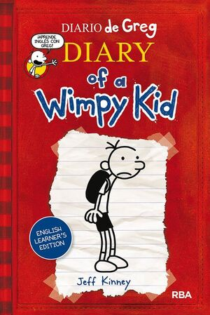 DIARY OF A WIMPY KID : ENGLISH LEARNER'S EDITION