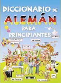 DICCIONARIO DE ALEMÁN PARA PRINCIPIANTES