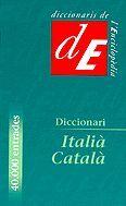 DICCIONARI ITALIÀ-CATALÀ