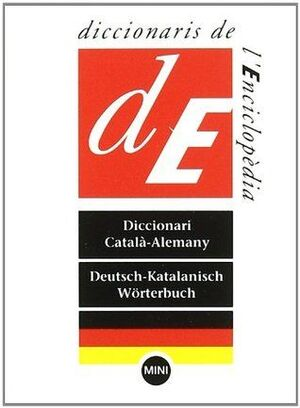 DICCIONARI MINI CATALÀ-ALEMANY / DEUTSCH-KATALANISCH
