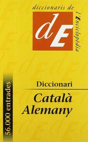 DICCIONARI CATALÀ-ALEMANY / ALEMANY-CATALÀ, BÀSIC