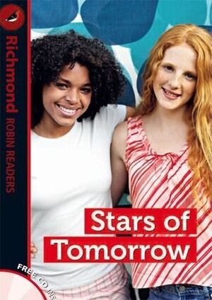 RICHMOND ROBIN READERS LEVEL 1 STARS OF TOMORROW + CD