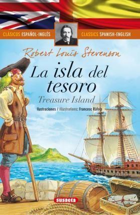 LA ISLA DEL TESORO - ESPAÑOL/INGLÉS