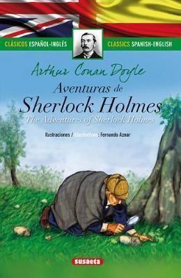 AVENTURAS DE SHERLOCK HOLMES - ESPAÑOL/INGLÉS