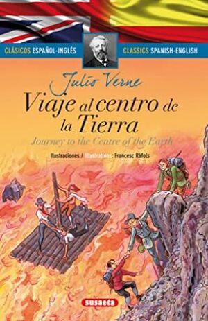 VIAJE AL CENTRO DE LA TIERRA - ESPAÑOL/INGLÉS