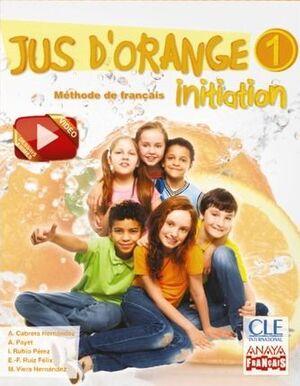 JUS D'ORANGE 1. INITIATION. 5NTO PRIMARIA