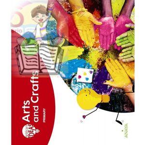 ARTS AND CRAFTS 1. PUPIL'S BOOK + PORTFOLIO (BRILLIANT IDEAS)