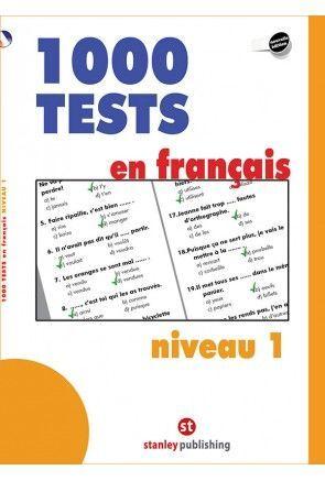 1000 TESTS EN FRANÇAIS 1