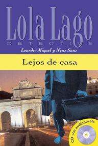 LEJOS DE CASA,  LOLA LAGO + CD