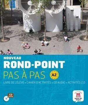 ROND POINT PAS A PAS A2