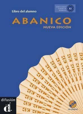 ABANICO -LIBRO DEL ALUMNO- NUEVA EDICION+CD