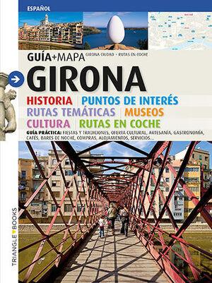 GIRONA, GUÍA + MAPA ESP GGI-ESP