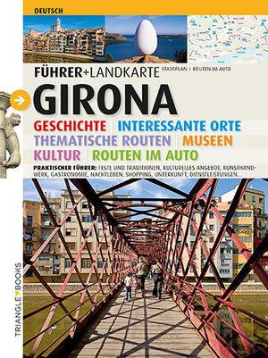 GIRONA, FÜHRER + KARTE ALEMANY GGI-G