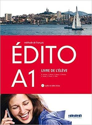 EDITO A1 LIVRE DE L'ÉLÈVE