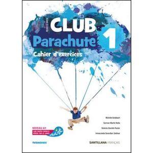 1 PARACHUTE CLUB EXERCICES +CD