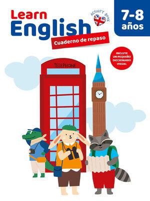 CUADERNO DE REPASO 7/8 AÑOS ENGLISH
