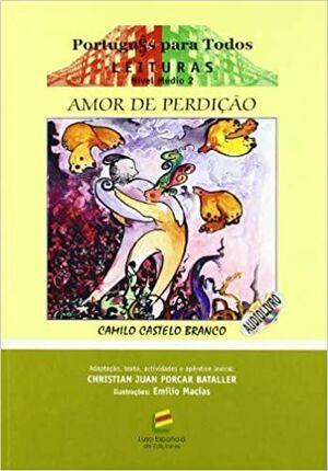 AMOR DE PERDICAO + CD