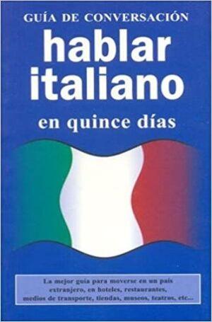 HABLAR ITALIANO 15 DIAS