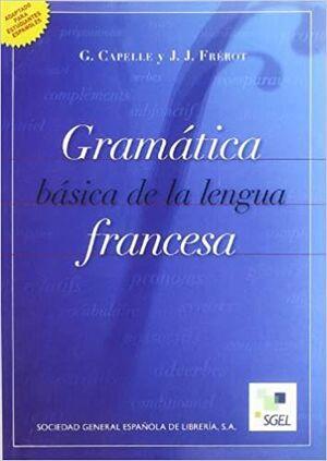 GRAMÁTICA BÁSICA DE LA LENGUA FRANCESA