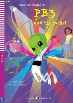 A1. PB3 AND THE JACKET +CD. YOUNG READERS