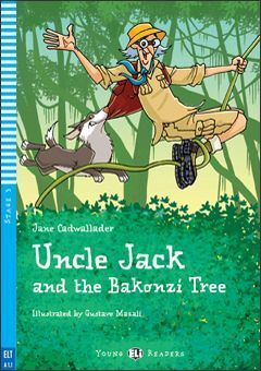 A1.1. UNCLE JACK AND THE BAKONZI TREE +CD. YOUNG READERS