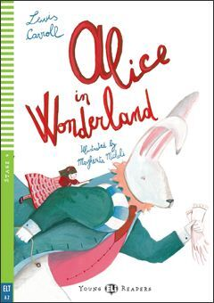A2. ALICE IN WONDERLAND +CD. YOUNG READERS