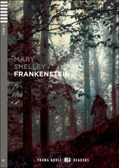 B2. FRANKENSTEIN +CD. YOUNG ADULT READERS