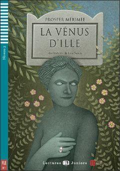 B1. LA VENUS DE L'ILLE +CD. LECTURES JUNIORS