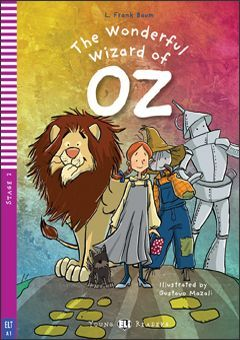A1. THE WONDERFUL WIZARD OF OZ +CD. YOUNG READERS