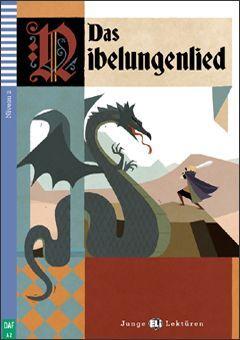 A2. DAS NIBELUNGENLIED +CD. JUNGE LEKTUREN