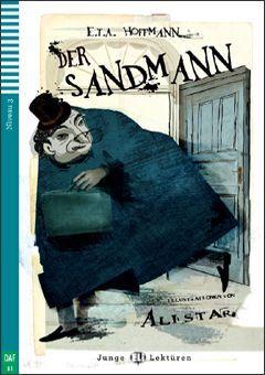 B1. DER SANDMAN +CD. JUNGE LEKTUREN
