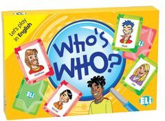 A2. WHO'S WHO? - GAME