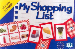 A1-A2. MY SHOPPING LIST