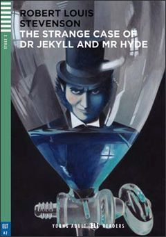 A2. DR JEKYLL AND MR HYDE +CD. YOUNG ADULT READERS