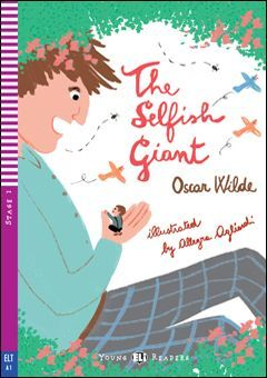 A1. THE SELFISH GIANT +CD. YOUNG READERS