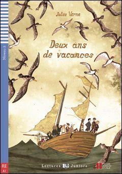A2. DEUX ANS DE VACANCES + CD. LECTURES JUNIORS