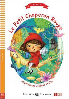 A0. LE PETIT CHAPERON ROUGE +CD. LECTURES POUSSINS