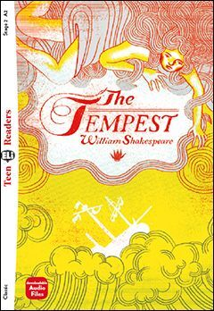 A2. THE TEMPEST +CD. TEEN READERS THEATRE