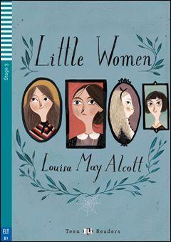 B1. LITTLE WOMEN +CD. TEEN READERS