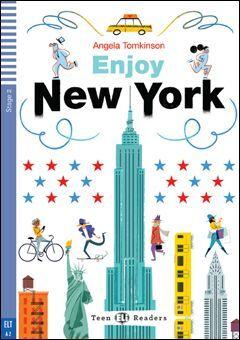 A2. ENJOY NEW YORK +CD. TEEN READERS