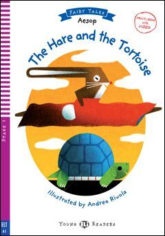 A1. THE HARE AND THE TURTOISE +CD. YOUNG READERS