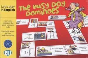 A2-B1. THE BUSY DAY DOMINOES