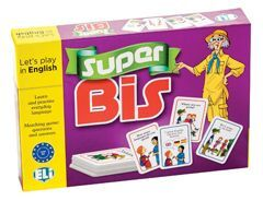 ELI LANGUAGE GAMES : SUPER BIS ENGLISH