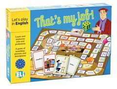 A2. THAT'S MY JOB. ELI ENGLISH GAMES