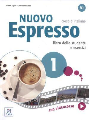 NUOVO ESPRESSO 1.- A1 +DVD VIDEOCORSO