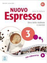 NUOVO ESPRESSO 3. B1 +DVD VIDEOCORSO