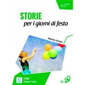 STORIE PER I GIORNI DI FESTA+MP3