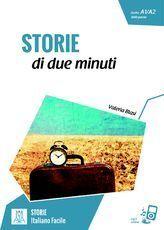 A1-A2. STORIE DI DUE MINUTI. LIVELLO CON CD