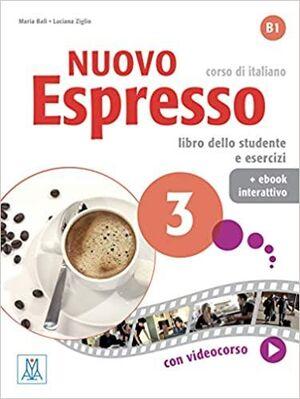 NUOVO ESPRESSO : LIBRO STUDENTE + EBOOK INTERATTIVO 3